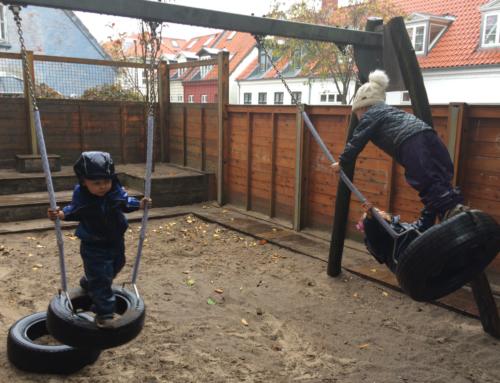 Øvelse – Bevægelse og eksistentiel læring i børnehaven